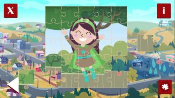 Mini Superhero Jigsaw - screenshot 3