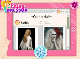 Mude O Penteado de Barbie - screenshot 1