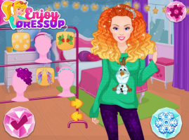 Mude O Penteado de Barbie - screenshot 4