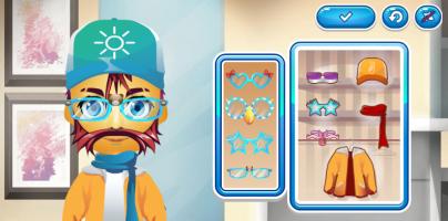 Mude o Visual dos Meninos Perdidos - screenshot 4