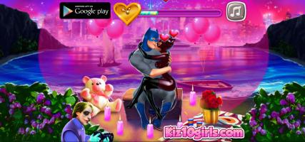 Mulher-Gato e Batman: Uma Noite de Paixão - screenshot 3
