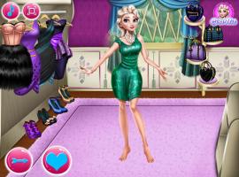 Prepare o Aniversário da Elsa - screenshot 2