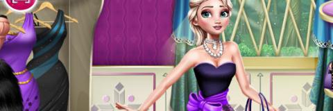 Prepare o Aniversário da Elsa