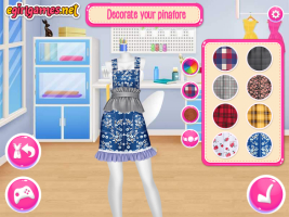 Princesas Vestem Aventais - screenshot 1