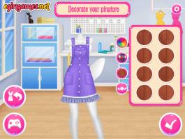 Princesas Vestem Aventais - screenshot 2