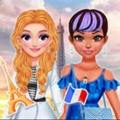 Jogo Princesas Viajam pela Europa