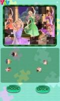 Quebra-Cabeças da Barbie Princesa - screenshot 2