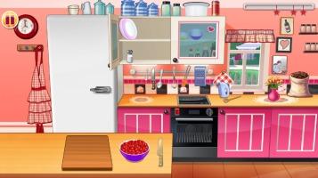 Sara Cozinha Bolo de Cereja - screenshot 1