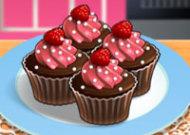 Sara Cozinha Cupcake de Chocolate