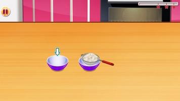 Sara Cozinha Cupcake de Chocolate - screenshot 2