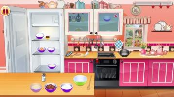 Sara Cozinha Cupcake de Chocolate - screenshot 3