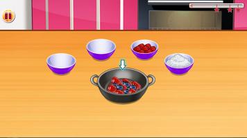 Sara Cozinha Waffles Francesas - screenshot 1