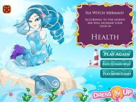 Sereia da Sorte - screenshot 2