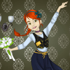 Jogo Vestir a Bailarina Clássica