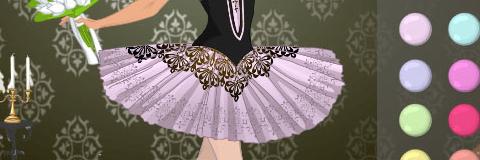 Vestir a Bailarina Clássica