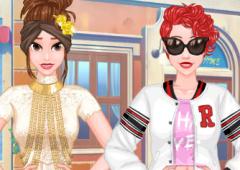 Vestir as Amigas Fashionistas