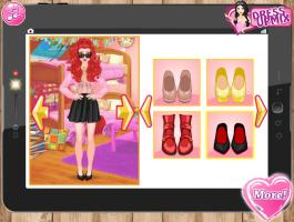 Vestir as Amigas Fashionistas - screenshot 2