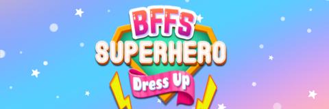 Vista 4 Princesas Estilo Super-Heróis