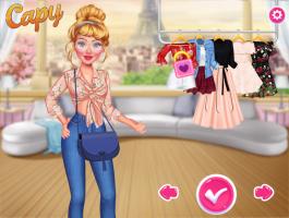 Vista 5 Princesas na Cidade - screenshot 1
