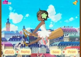 Kiki Vestido de Bruxinha - screenshot 3
