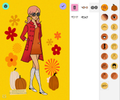 Moda Anos 60 - screenshot 2