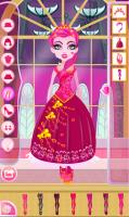 Vista a Princesa Draculaura - screenshot 3