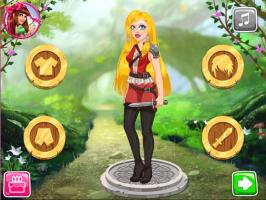Vista as Três Aventureiras - screenshot 2