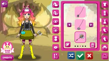 Vista e Maquie a Star Butterfly - screenshot 3