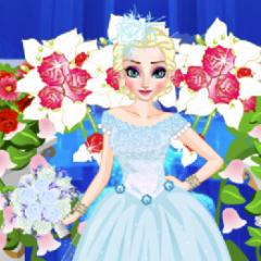 Jogo Vista Elsa no Casamento