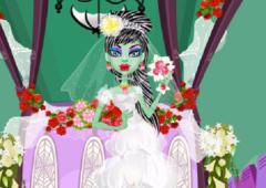 Vista Frankie Stein Noiva