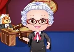 Vista Hazel de Advogada