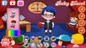 Vista Hazel de Advogada - screenshot 2