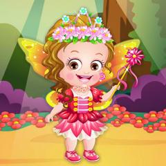 Jogo Vista Hazel de Princesa da Floresta