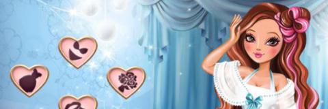 Vista a Noiva Charmosa