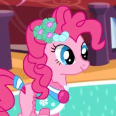 Jogo Vista Rarity e Pinkie Pie