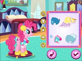 Vista Rarity e Pinkie Pie - screenshot 2